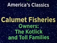 The James Beard Awarded to Calumet Fisheries